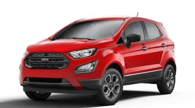 New 2019 Ford EcoSport S Crossover in Sturgis, SD